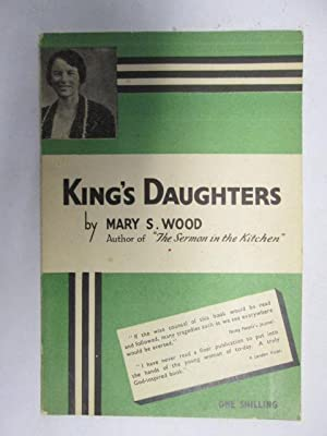 King's Daughters. The Problems of a Girl's: Wood, Mary S.