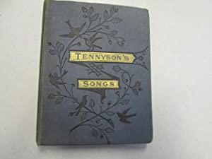 Songs Etc: Alfreds Tennyson