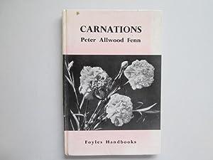 Carnations (Foyles handbooks): Fenn, Peter Allwood