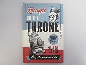Laugh on the Throne. Bog standard humour.: Susanna Geoghegan, Ruffy