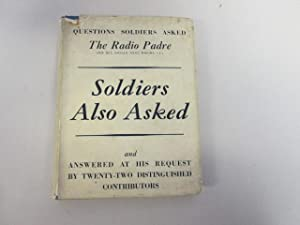 Soldiers Also Asked: Ronald Selby Wright