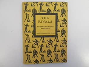The Rivals, etc (Nelson Playbooks. no. 103.): Richard Brinsley Butler