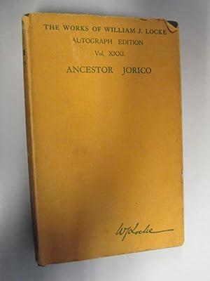 Ancestor Jorico: William J. Locke