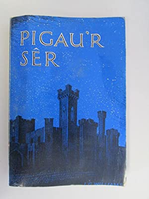 Pigau'r sêr: Williams, John Griffith