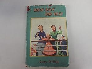 What Katy Did Next: Susan Coolidge