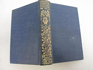 The Poetical Works of Geroffrey Chaucer from: Geoffrey Chaucer