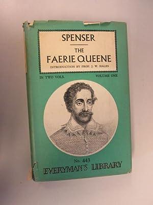 The Faerie Queene, Volume One: Spenser ; J.W.Hales
