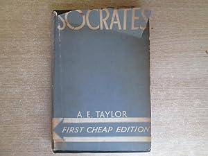 Socrates: Taylor, A.E.