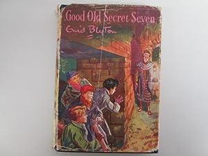 Good Old Secret Seven. With Illustrations By Burgess Sharrocks.: Enid Blyton