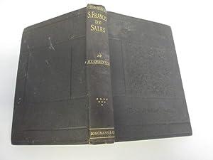 S. Francis de Sales: Bishop and Prince Geneva: Sidney Lear