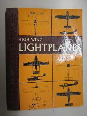 High Wing Lightplanes. Macdonald Aircraft Pocketbook. Volume: Macdonald