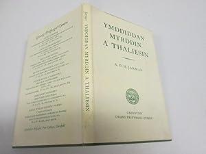 Ymddiddan Myrddin A Thaliesin: A O H