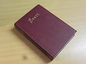 The Poetical Works of Sir Walter Scott.: Sir Walter Scott;