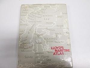 Lloyd`s Maritime Atlas: Editors