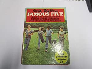 """Famous Five Library: """"Five Go to Smuggler's: Blyton, Enid"""