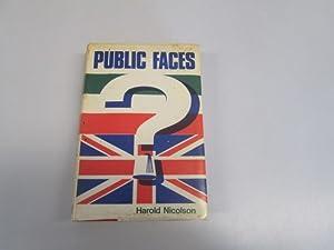 PUBLIC FACES: HAROLD NICOLSON