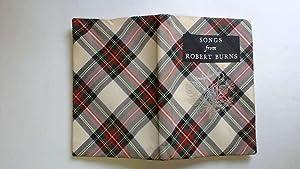 SONGS FROM ROBERT BURNS 1759-1796 - A: ROBERT ( FOREWORD