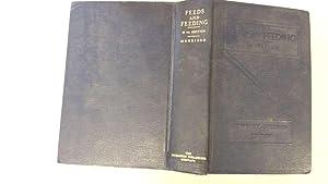 Feeds & Feeding   A Handbook for: Frank B Morrison