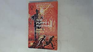 The Puppet Masters ( Panther books-no.1001 ): Heinlein, Robert A
