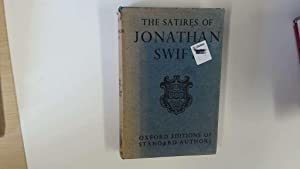 Satires and Personal Writings: SWIFT, Jonathan