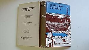 Search for Sybaris: Bullitt Orville H.