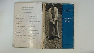 Golf Isn't Hard: Norman. G. Von