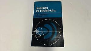 Geometrical and Physical Optics: Longhurst, R S