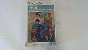 Five on Kirrin Island Again ( A: Enid Blyton