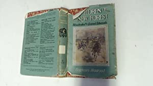 the children of the new forest rosen michael marryat frederick