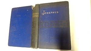 Works of Flavius Josephus: translated by William: JOSEPHUS F (Whiston)