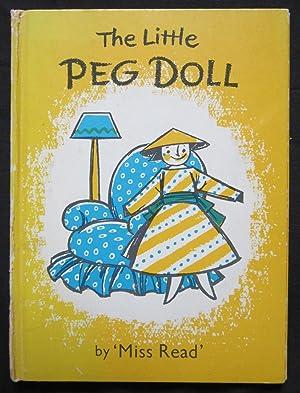 THE LITTLE PEG DOLL *** A LEGENDARY: Read, Miss (Dora