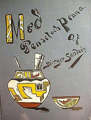 Med Pensel Och Penna / Berattelser Studier: Sandzen, Birger