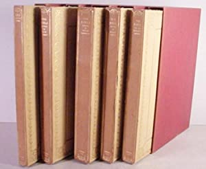 The Holy Bible & The Apocrypha [__FIVE_VOLUMES__IN_SLIPCASES___LIMITED_ED__]