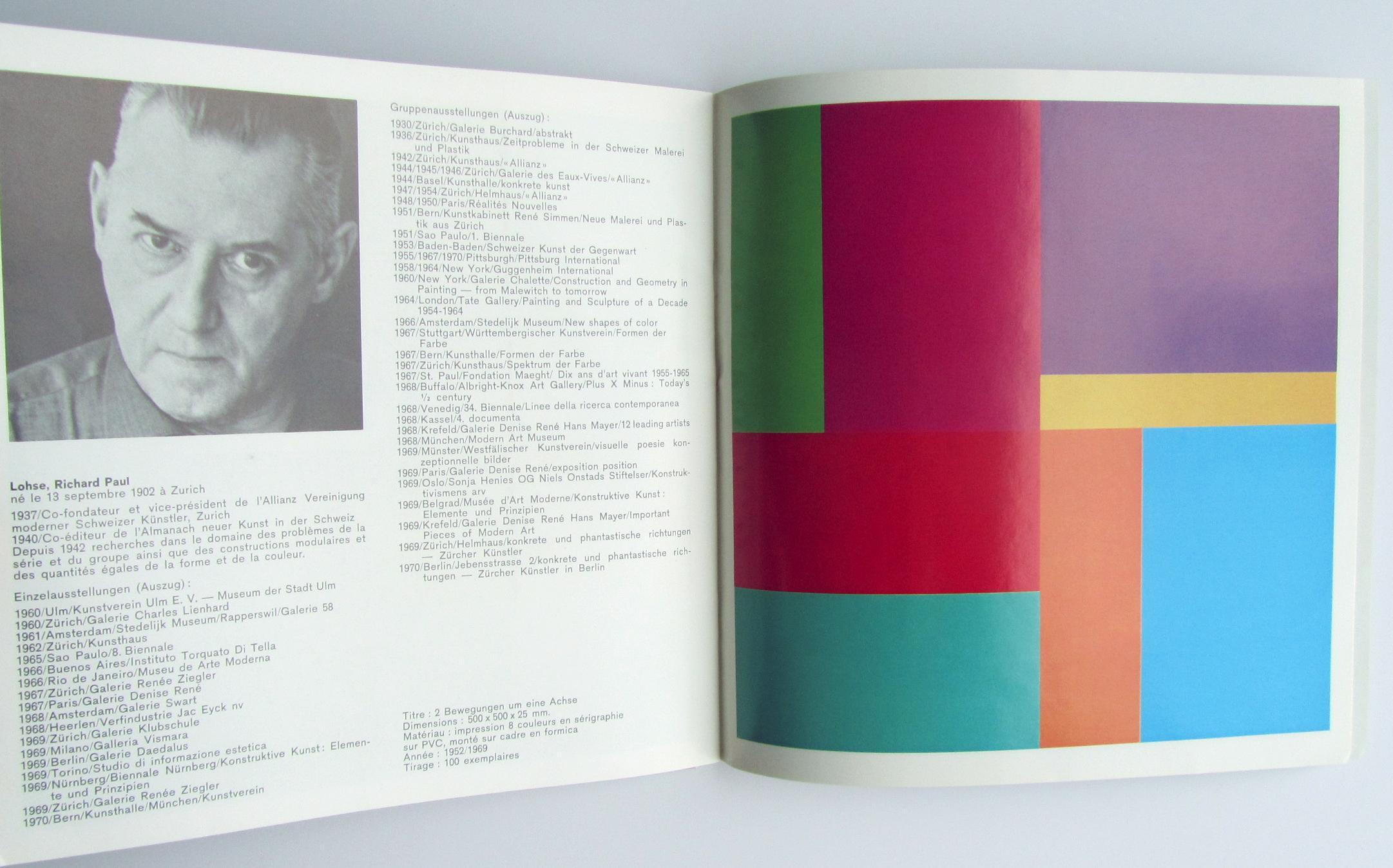 Constructivisme 1 by Jean-Denis Labbe (ed.), with Harmut Bohm ...