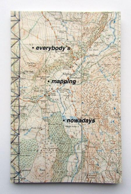 Everybody's Mapping Nowadays Mark Pawson Fine