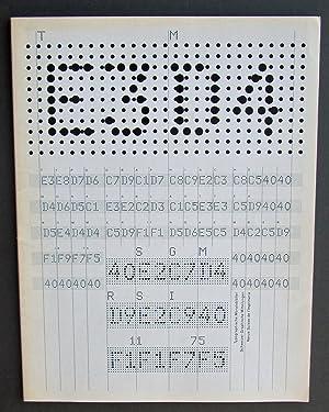 TM SGM RSI - Typografische Monatsblatter /: Gordon Salchow, Heinrich