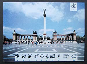 Artpool's Postcards: No. 52, Jackson Mac Low: Jackson Mac Low