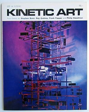 KINETIC ART - Four Essays by Stephen: Stephen Bann, Reg