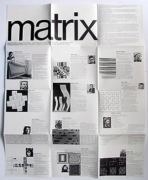 matrix: Richard Allen; John