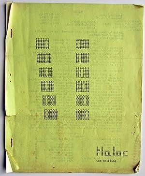 Tlaloc Issue 9: Cavan McCarthy (ed.)