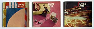 Living Arts Vol 1-3 (Complete Set): Theo Crosby and John Bodley (Eds.). William Turnbull, Richard ...