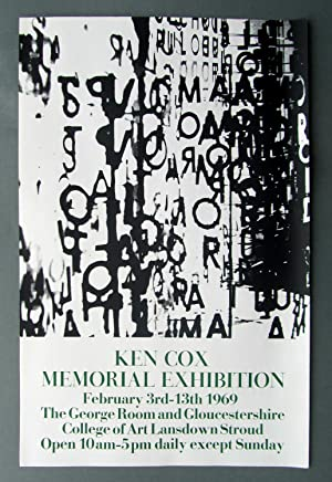 Ken Cox Memorial Exhibition: John Furnival /