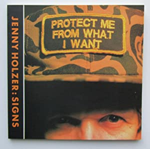 Jenny Holzer: Signs: Iwona Blazwick (ed.)