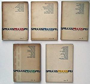 Praxis: Instauração Critica e Criativa Issues 1: Mario Chamie (Ed.),