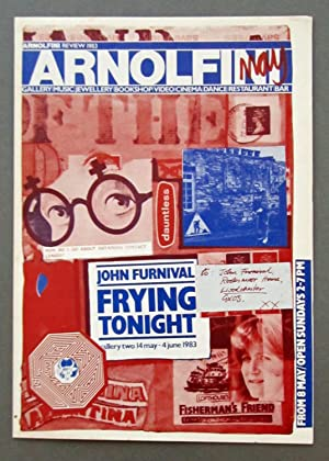 Arnolfini Review: John Furnival, Stephen