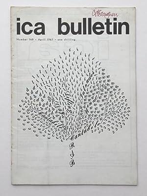 ICA Bulletin no. 168: Jasia Reichardt (ed.),