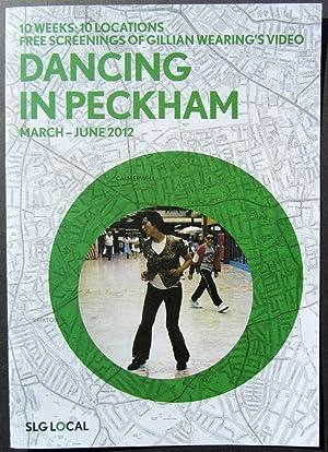 DANCING IN PECKHAM: Gillian Wearing