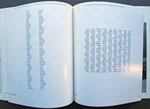 CARL ANDRE 1969: Carl Andre