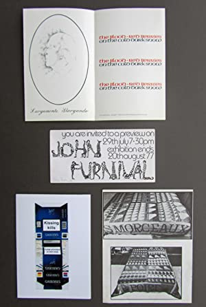 Four John and Astrid Furnival Documents: John Furnival, Astrid
