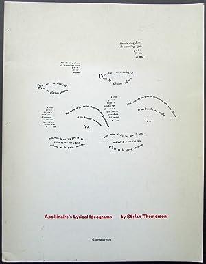 Apollinaire's lyrical ideograms: Stefan Themerson